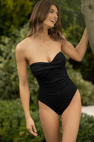 Heart a Flutter Plunge One Piece
