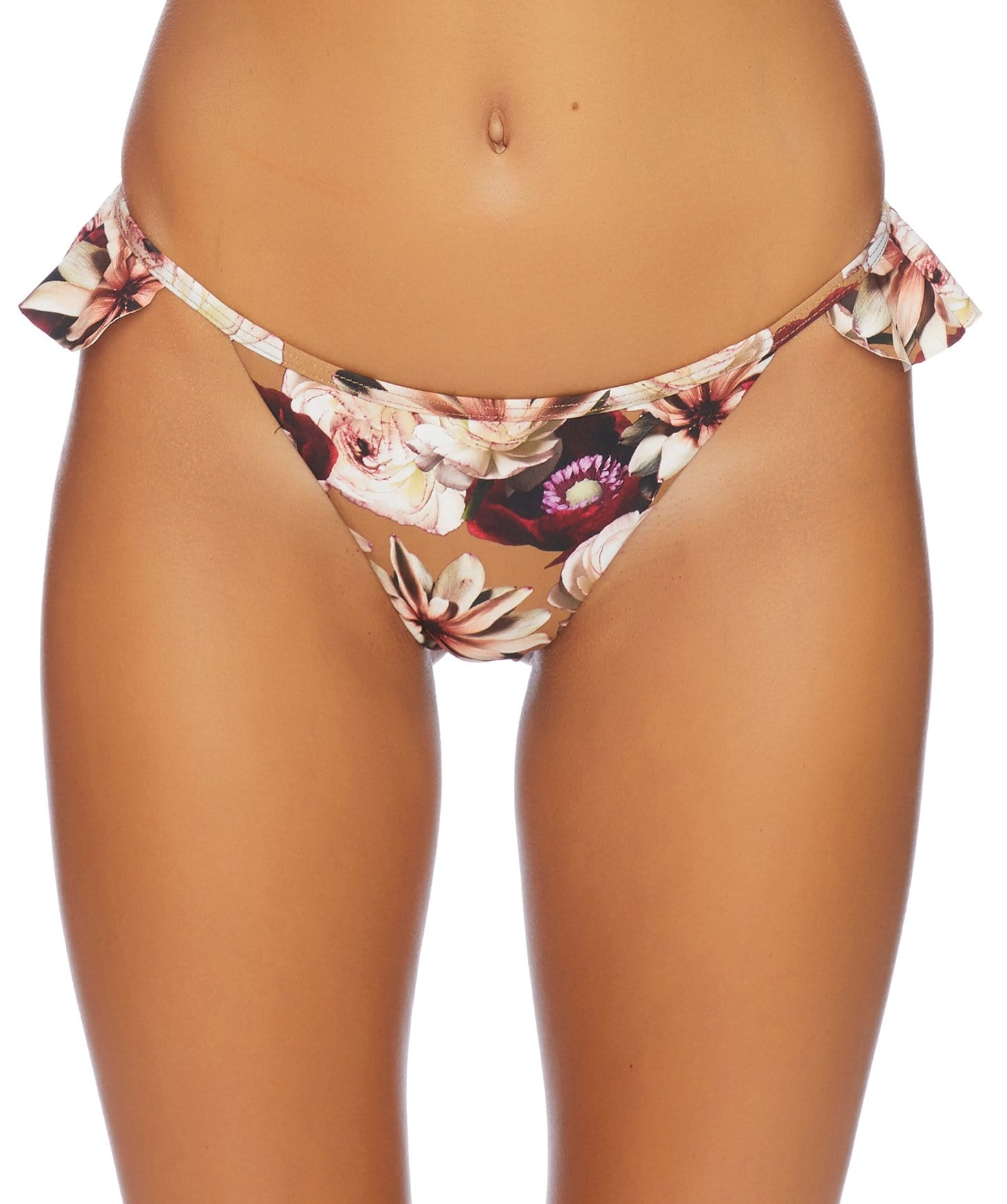 Made for Lovers Flirt Ruffle Bikini Bottom