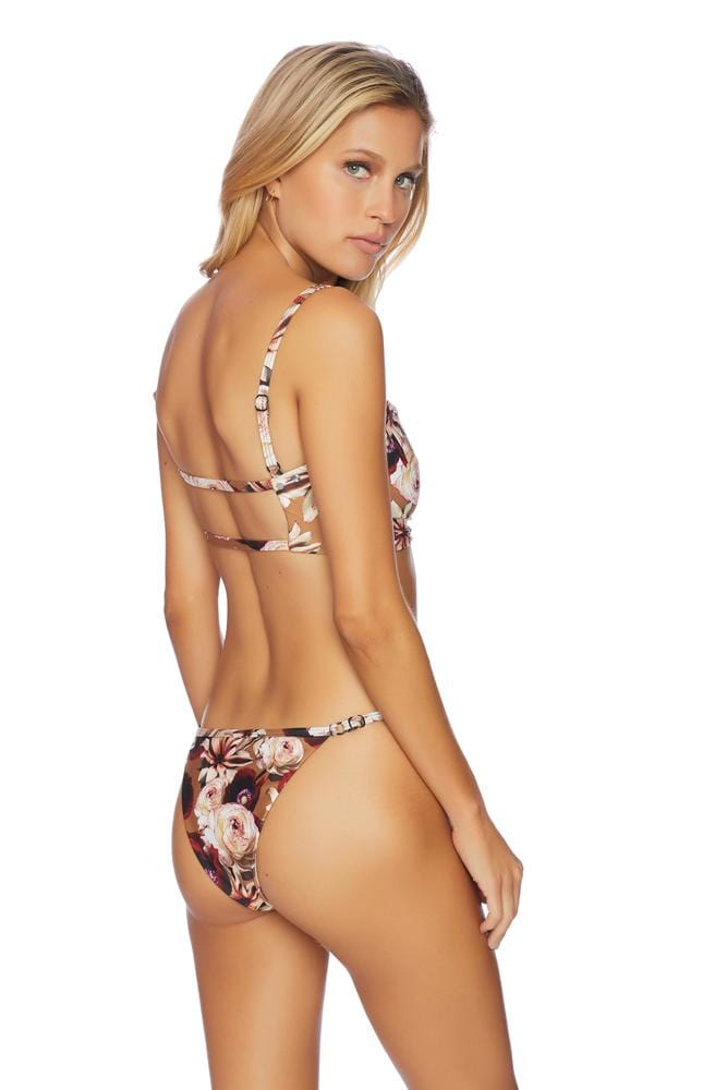Brave High Leg Slider String Bikini Bottom