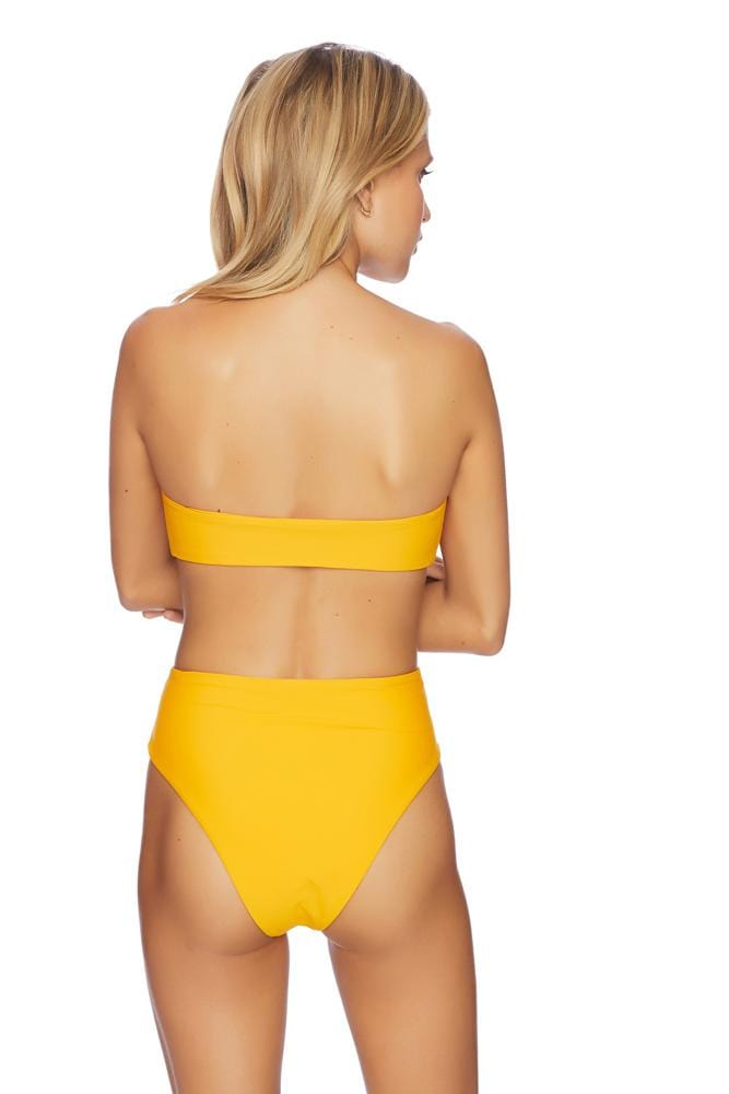 Senorita High Waist Bow Bikini Bottom