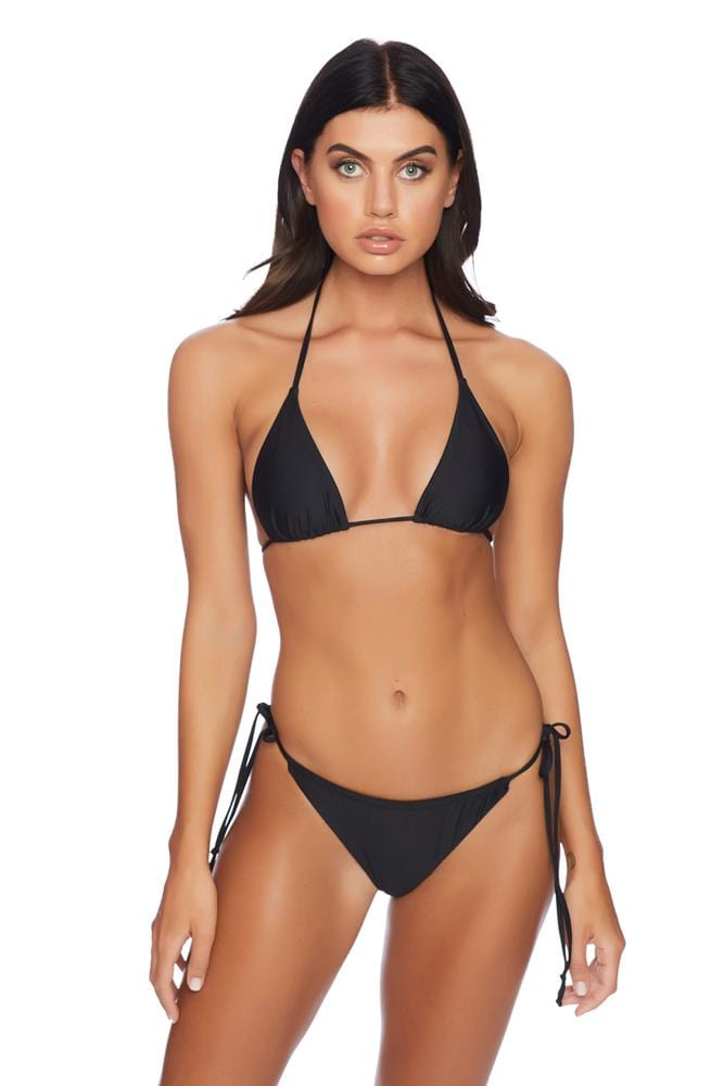 Doux French Cut Tonga String Bikini Bottom