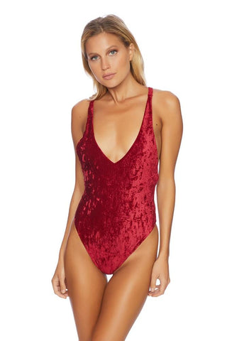 Pretty Petals Strappy Back One Piece Set