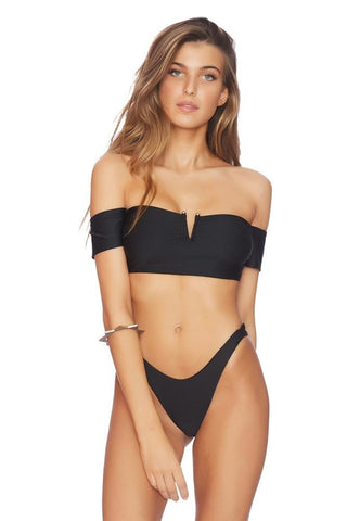 Secretive Triangle Bikini Top