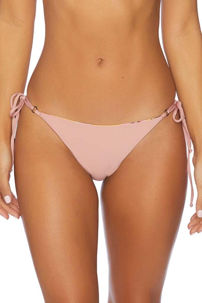 Botanix Lover Reversible Ring Tie Side Bikini Bottom