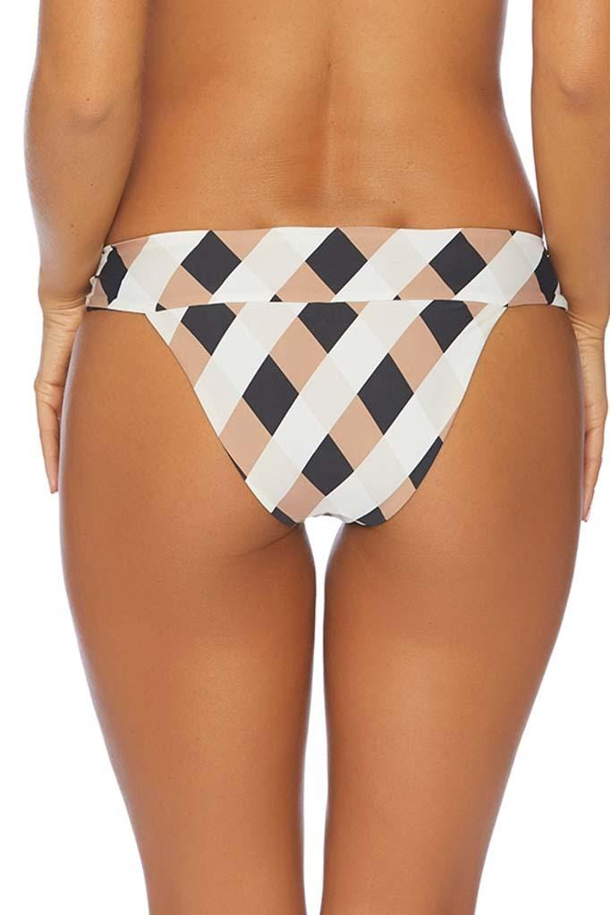 Boxed Out Free Spirit Banded Bikini Bottom