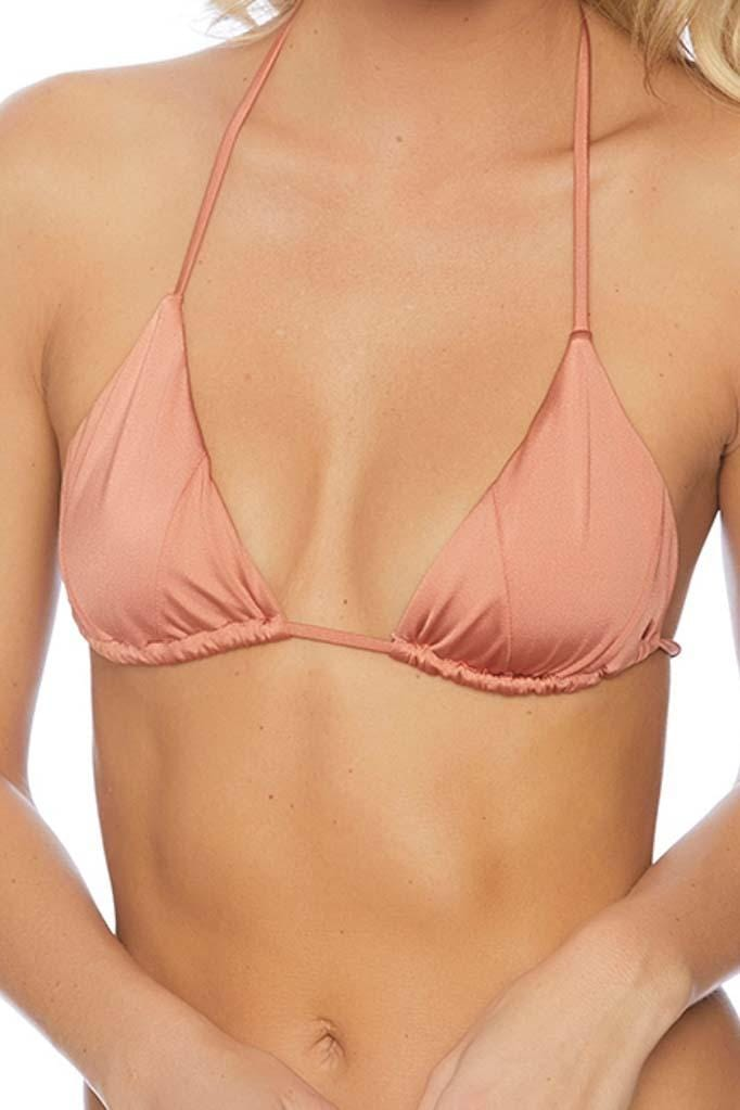 Bare With Me Triangle Bikini Top