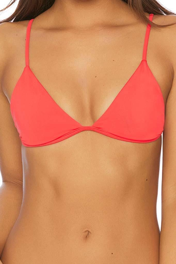 Rally Fixed Triangle Bikini Top