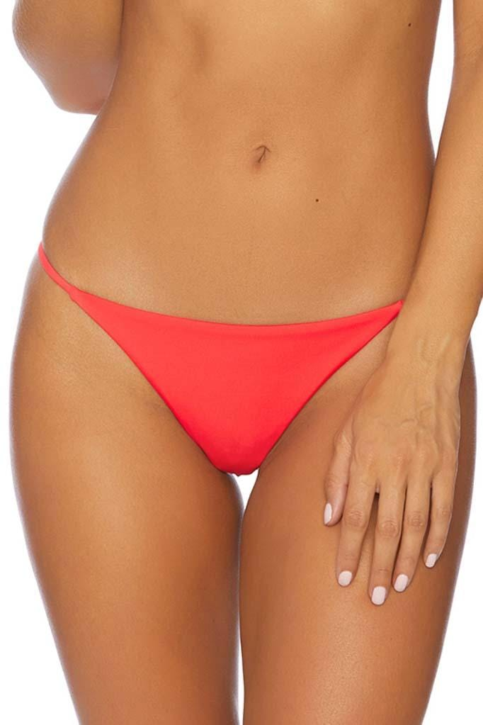 Rally Fixed String Bikini Bottom