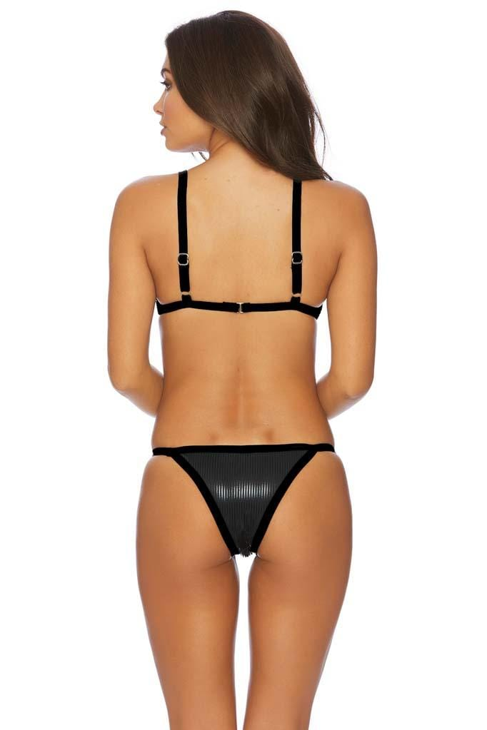 After Midnight Strap Bikini Bottom