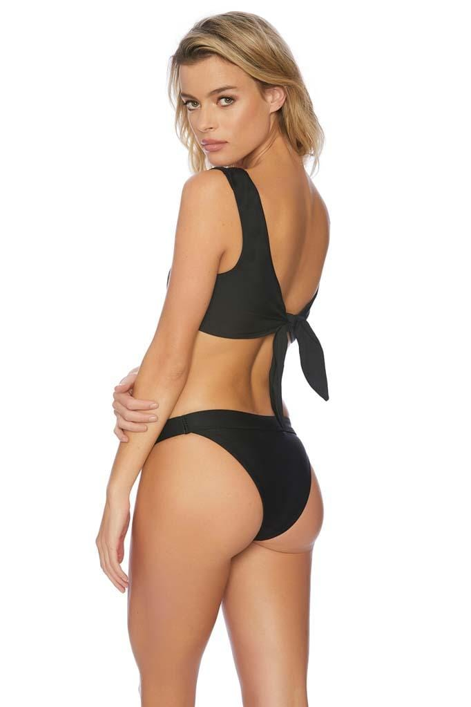 After Midnight Crop Bikini Top