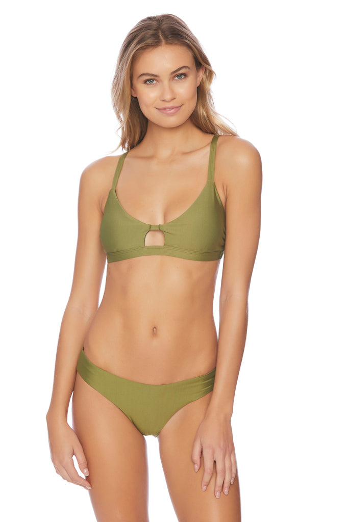 Olive You Grounded Bralette