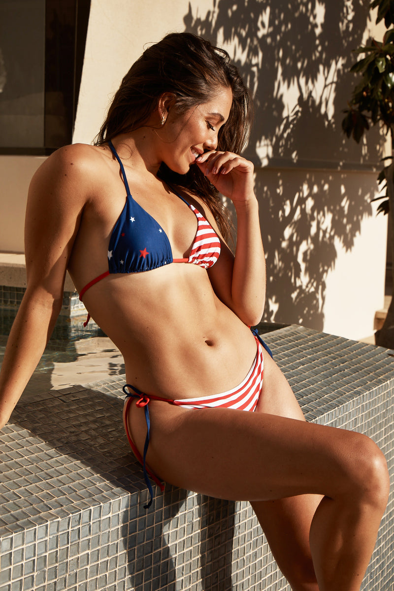 All American Triangle Bra