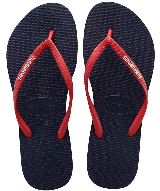 Slim Logo Pop Up Sandal