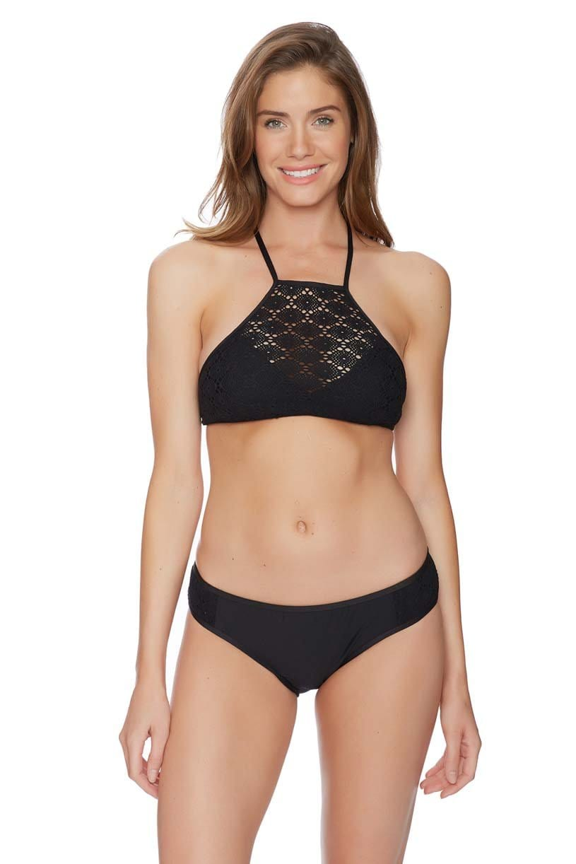 The Lover High Neck Bikini Top