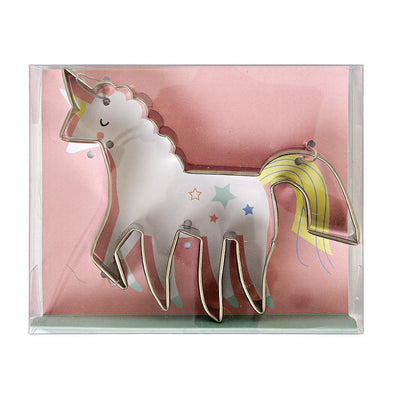 Cortador de galletas unicornio