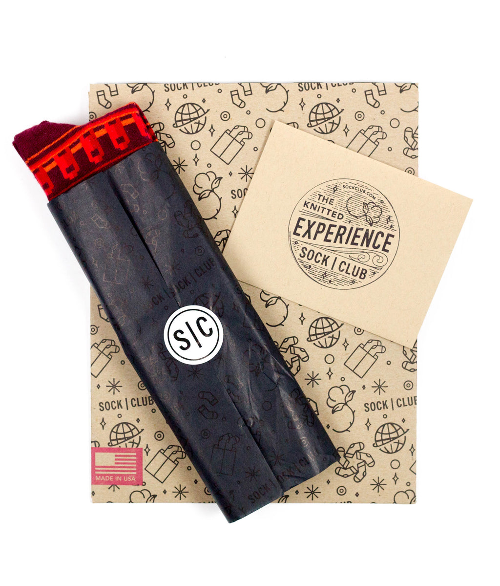 Gift Wrap - Sock Club Store