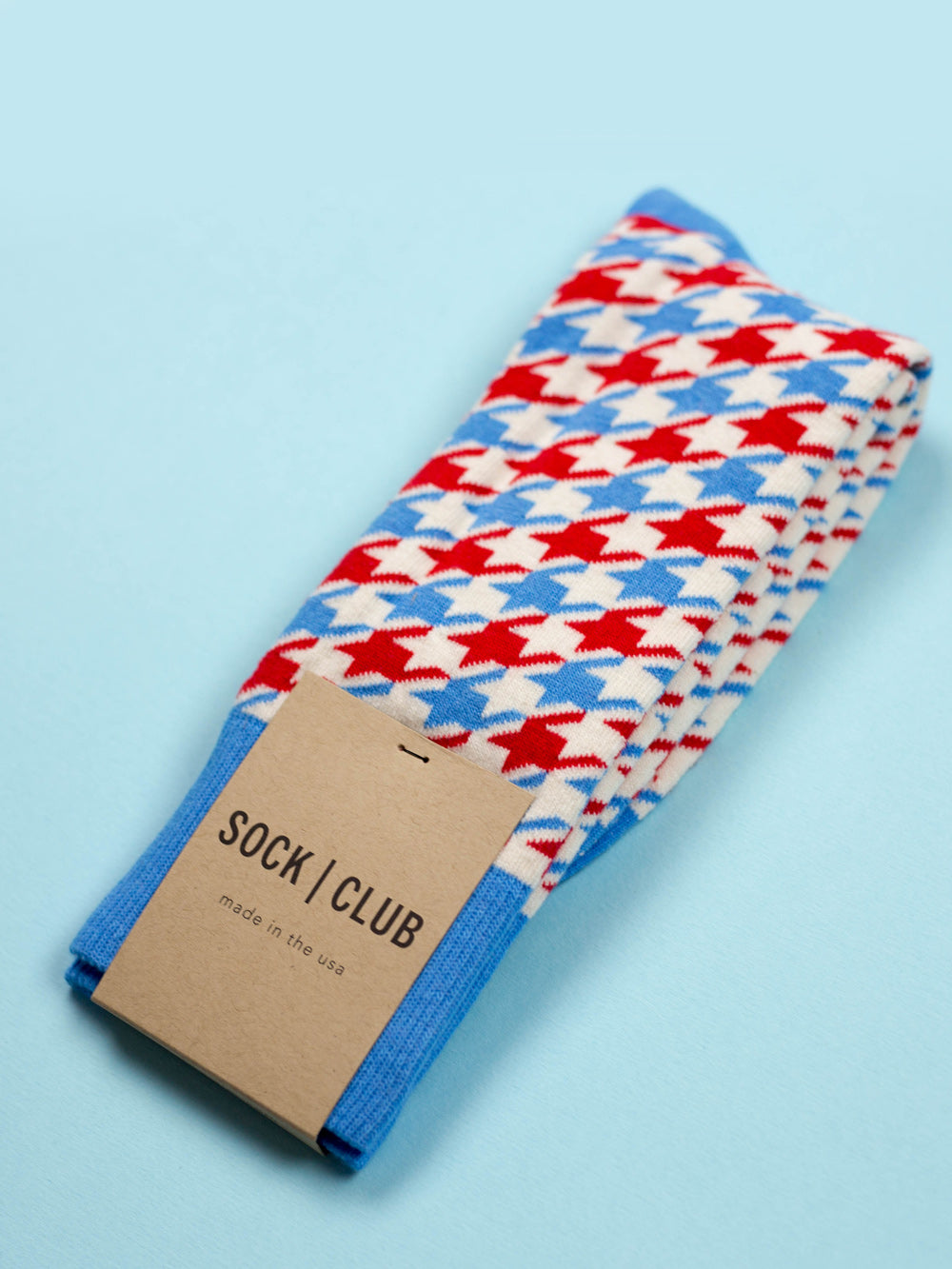 The Classic - Cornflower - Sock Club Store