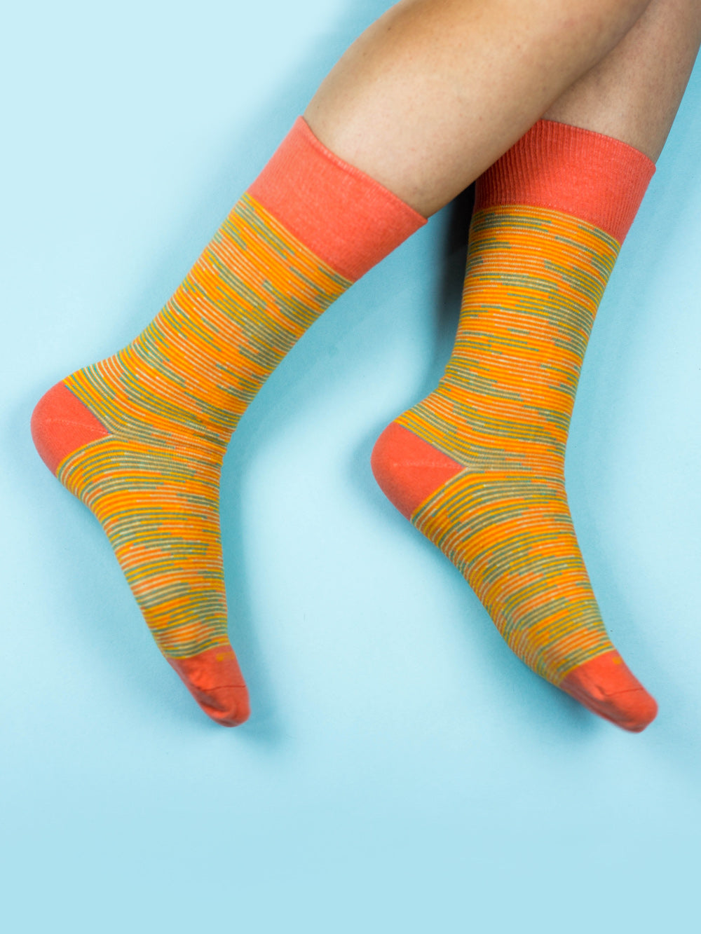 The Riley - Clementine - Sock Club Store