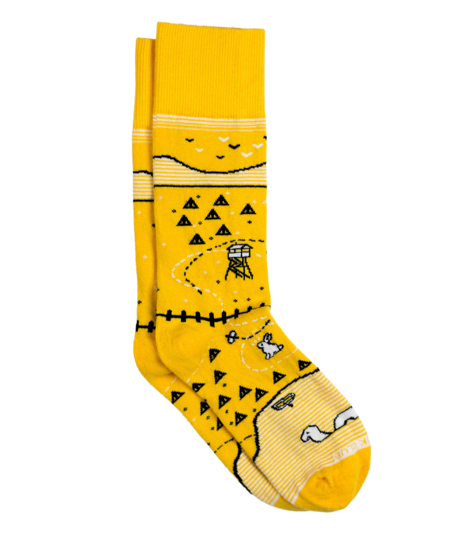 The Nessie - Sunflower - Sock Club Store