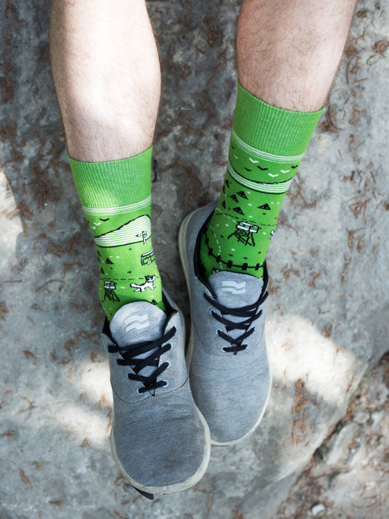 The Nessie - Turf - Sock Club Store