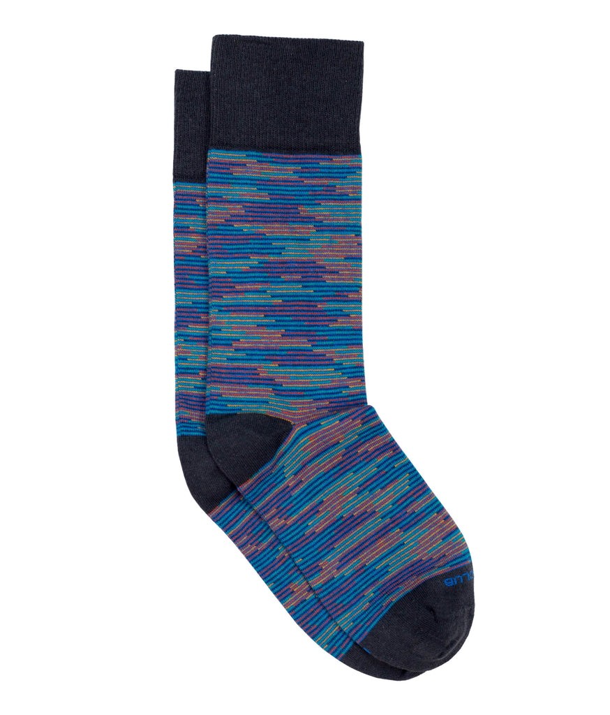 The Riley - Onyx - Sock Club Store