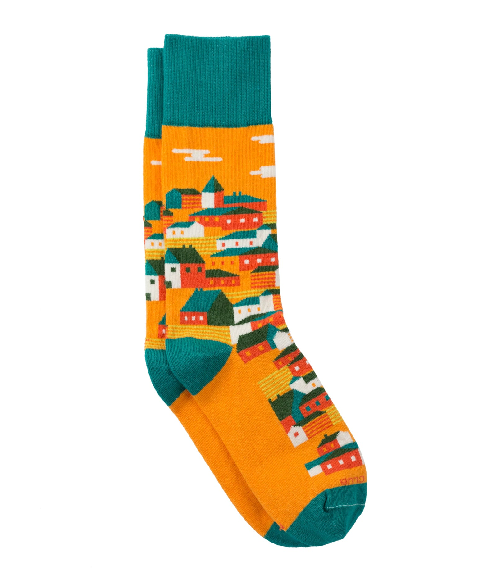 The Rogers - Clementine - Sock Club Store