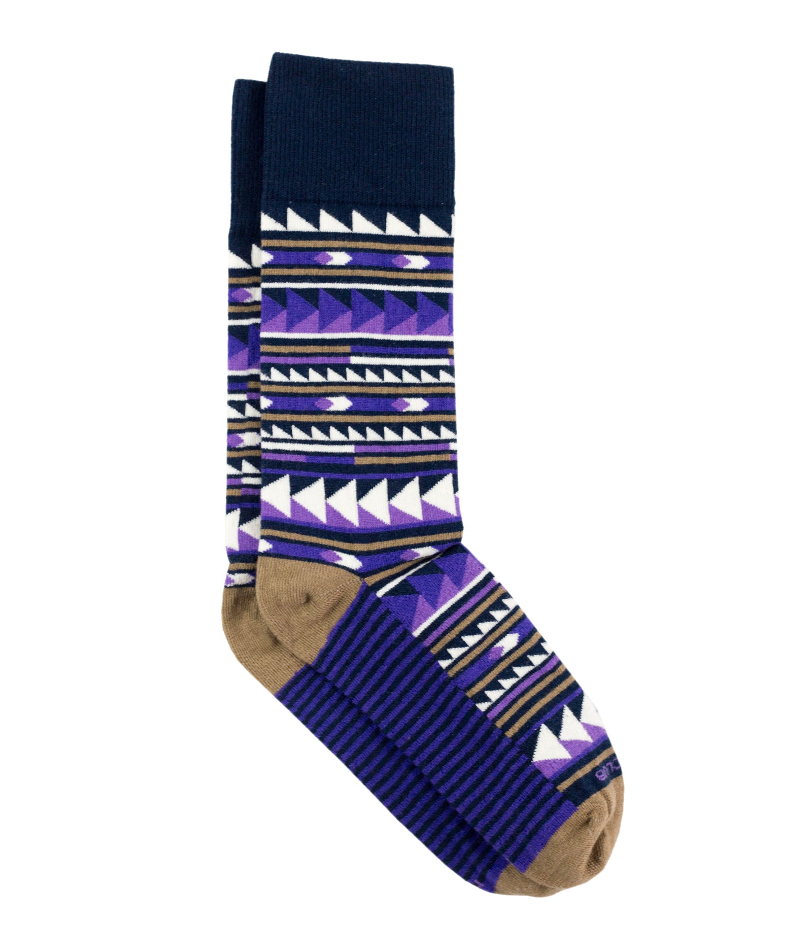 The Skadi - Purple - Sock Club Store