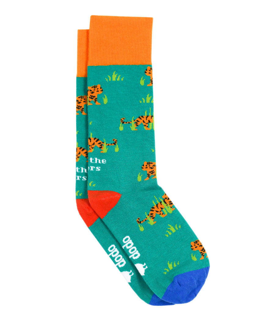 The Tiger - The Dodo - Sock Club Store