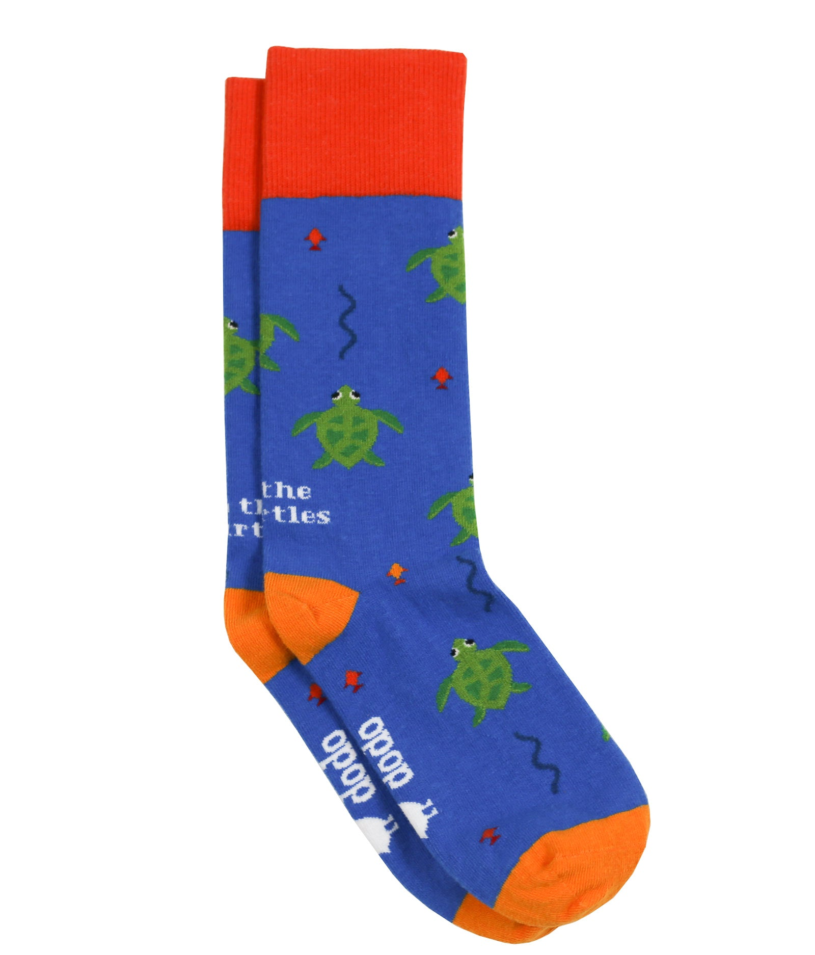 The Sea Turtle - The Dodo - Sock Club Store
