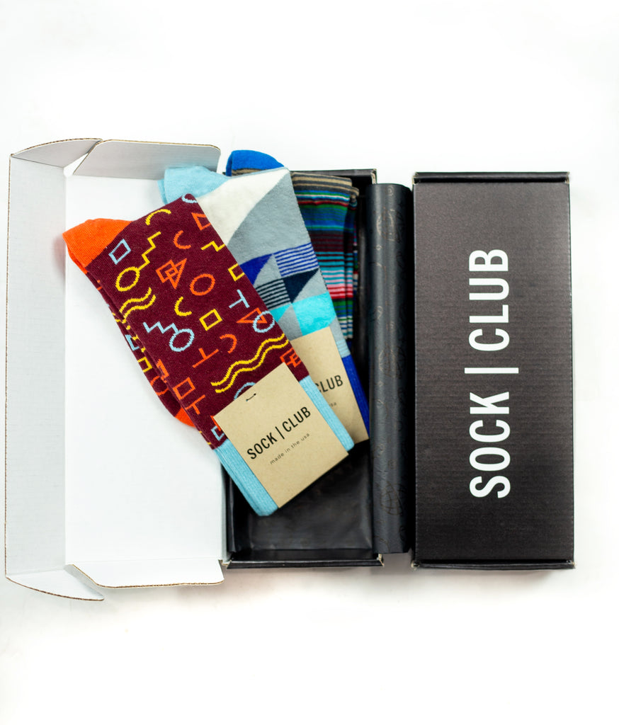 Gift Box - Sock Club Store