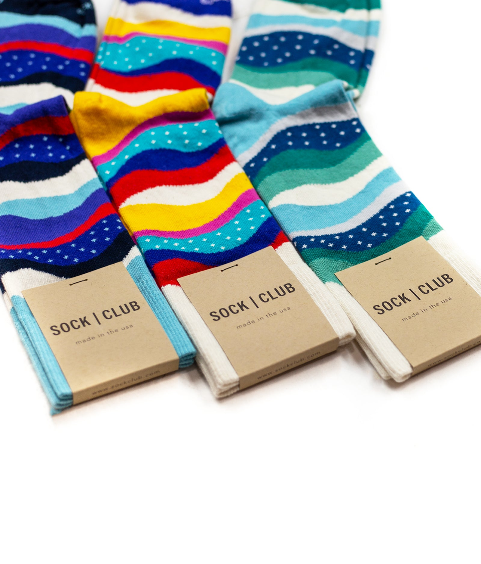 The Glaser - Ultramarine - Sock Club Store