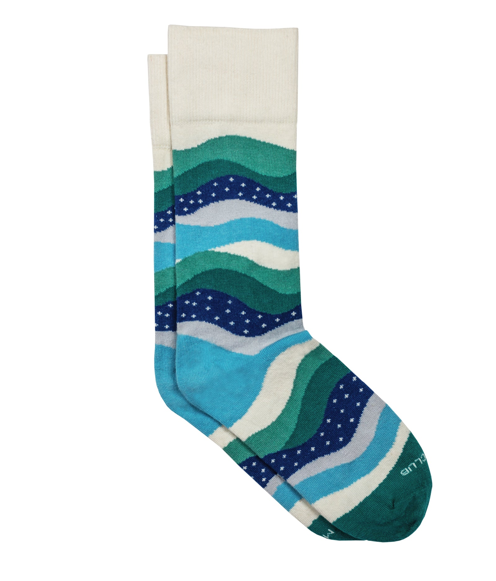 The Glaser - Seafoam - Sock Club Store
