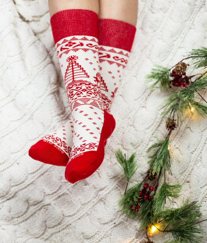Holiday Sock - Limited Edition - Red