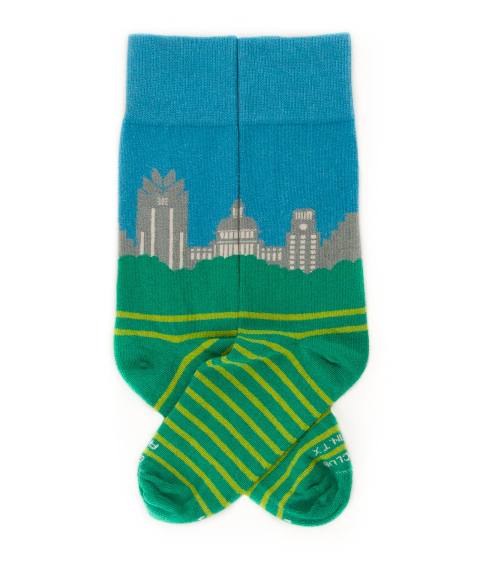 Austin Skyline - Sock Club Store