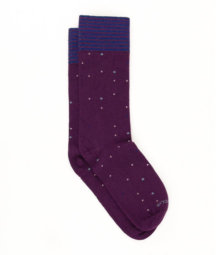 The Electorate - Purple - Sock Club Store