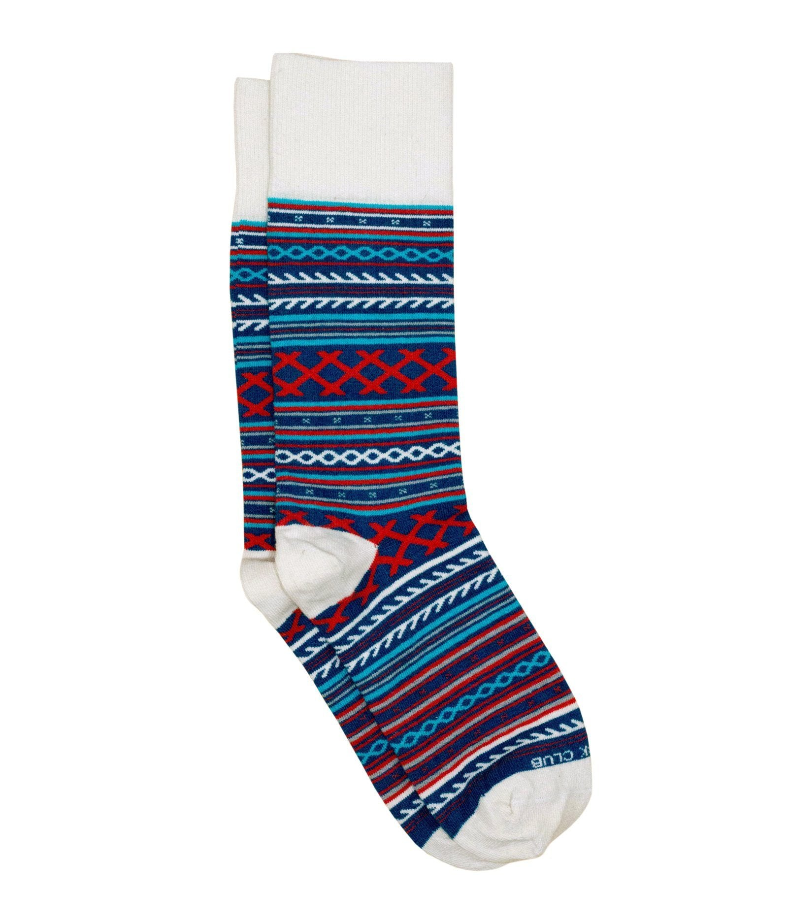 The Fika - Lagoon - Sock Club Store