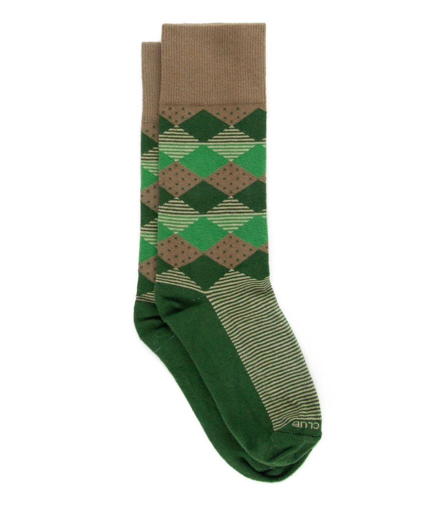 The Juliet - Pine - Sock Club Store