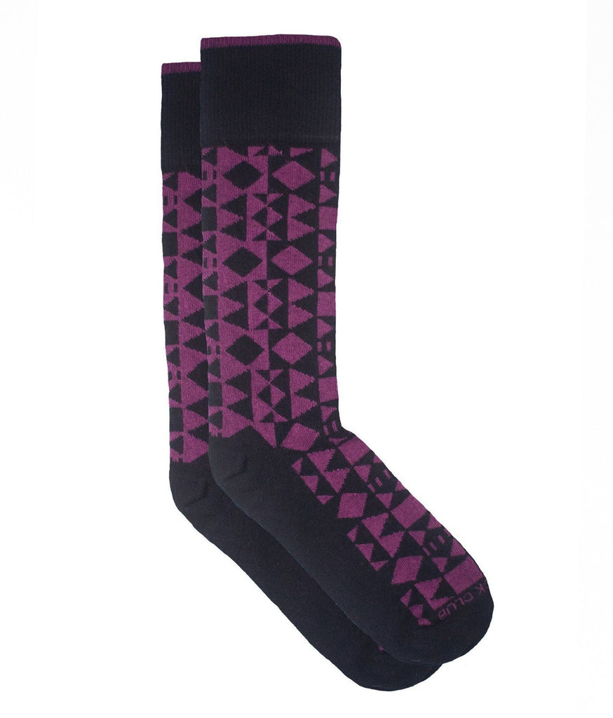 The Prince - Purple - Sock Club Store