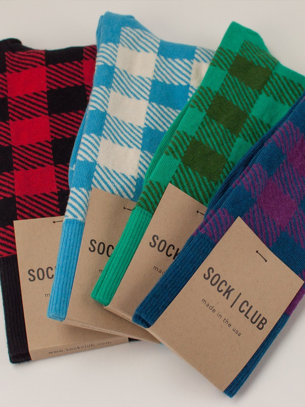 The Rainier - Cyan - Sock Club Store