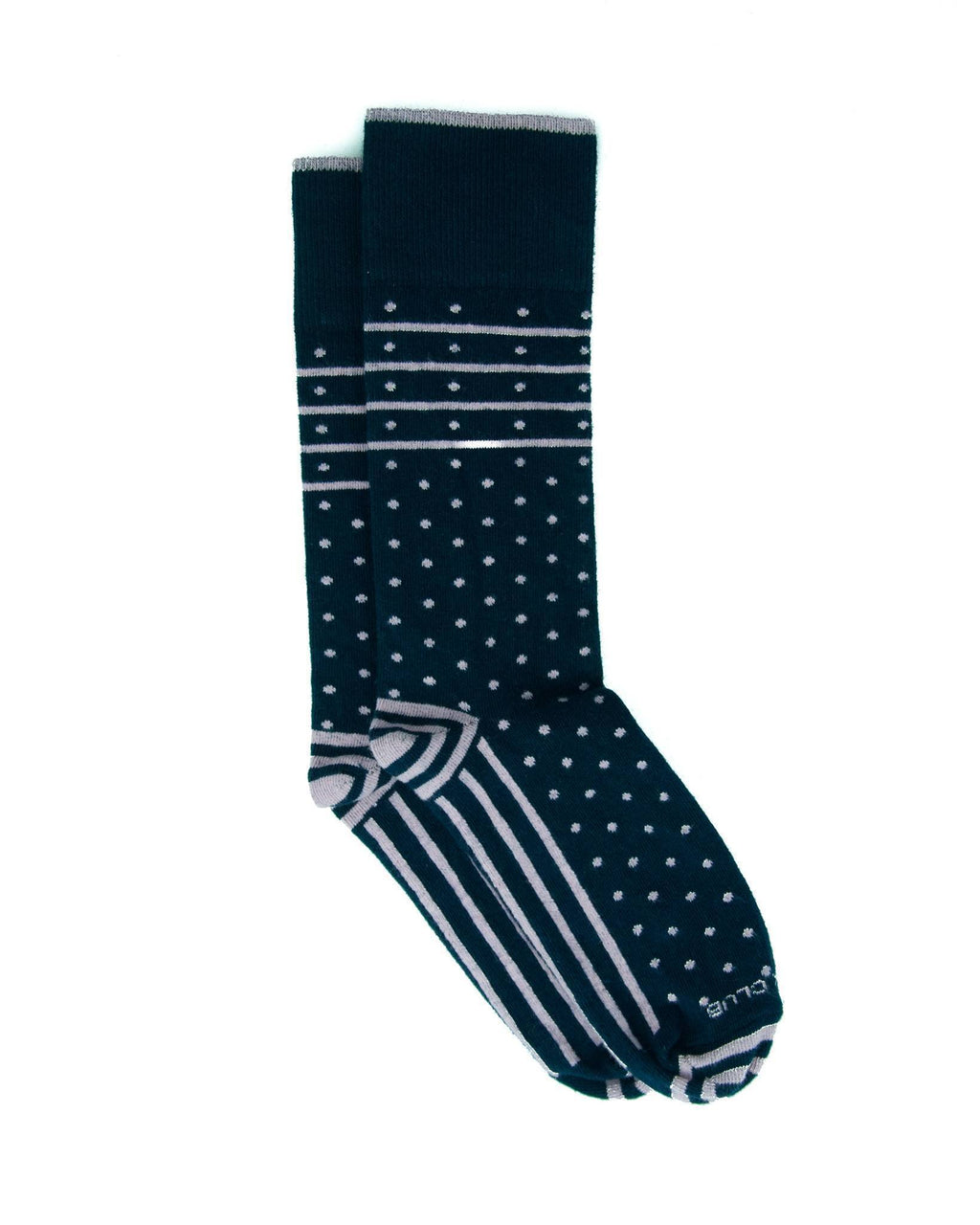 The Traveler-Navy - Sock Club Store