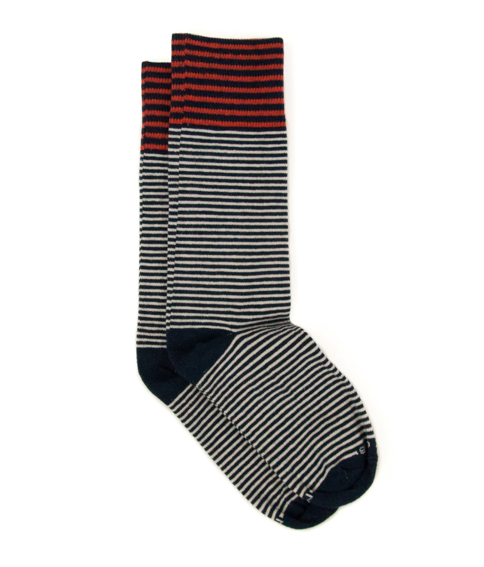 The Zissou - Navy - Sock Club Store
