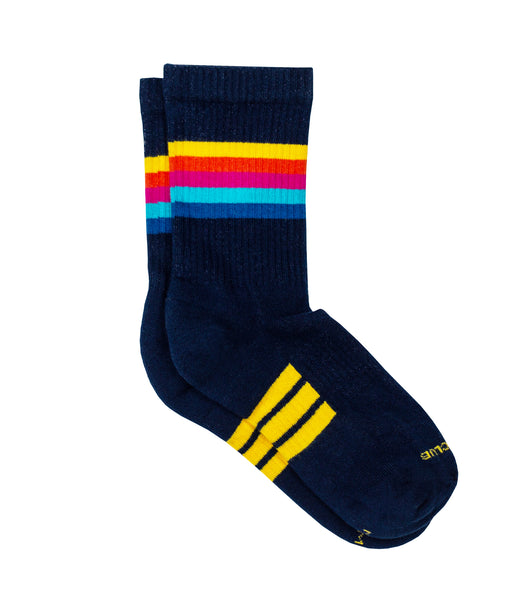 The Allen - Navy - Sock Club Store
