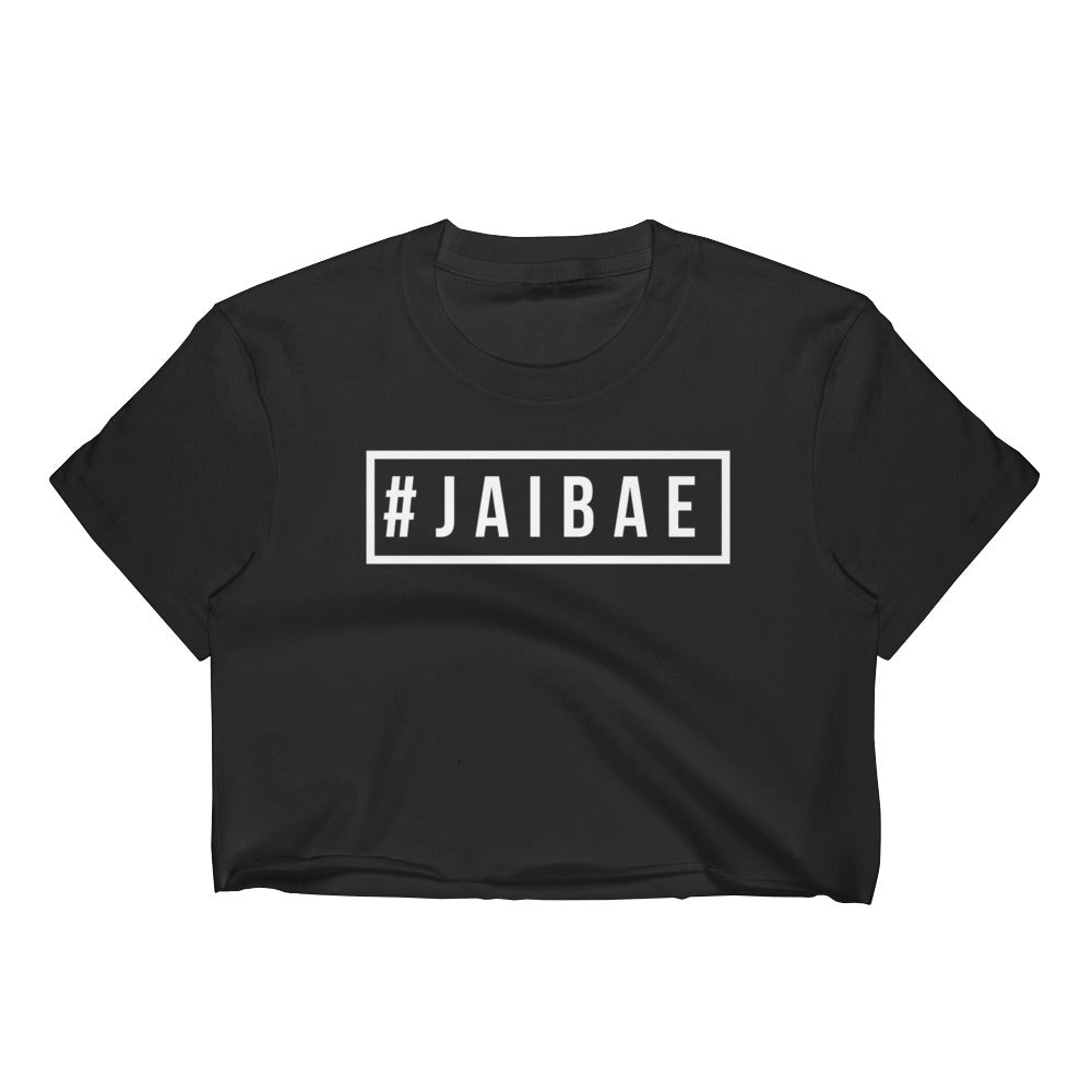 #JaiBae Crop Top