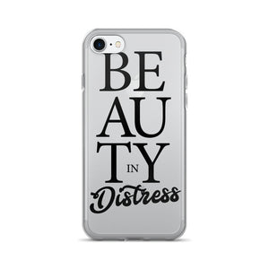 """Beauty in Distress"" iPhone 7/7 Plus Case"