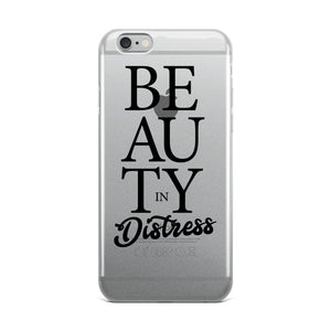"""Beauty in Distress"" iPhone 5/5s/Se, 6/6s, 6/6s Plus Case"