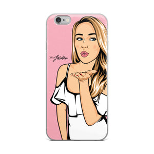 XO Jaiden iPhone 5/5s/Se, 6/6s, 6/6s Plus Case