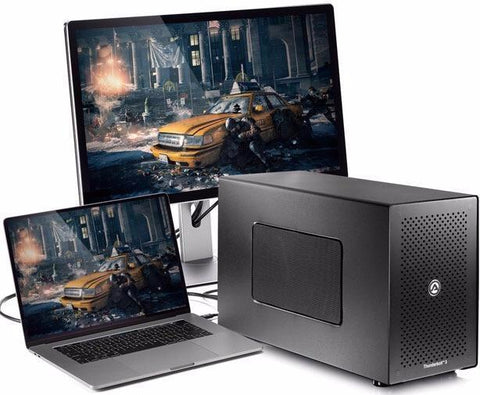 AKiTiO Node Thunderbolt 3.0 External GPU Enclosure - EDGENEO | The Leading Tech E-Commerce in Singapore