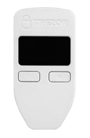 Trezor | Bitcoin Cryptocurrency Hardware Wallet - EDGENEO | The Leading Tech E-Commerce in Singapore