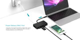 8 in 1 USB Type C Hub with HDMI Output & SD Card Reader - EDGENEO | The Leading Tech E-Commerce in Singapore