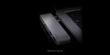 Thunderbolt 3 USB Type C Hub Pass Through for Macbook Pro - EDGENEO | The Leading Tech E-Commerce in Singapore